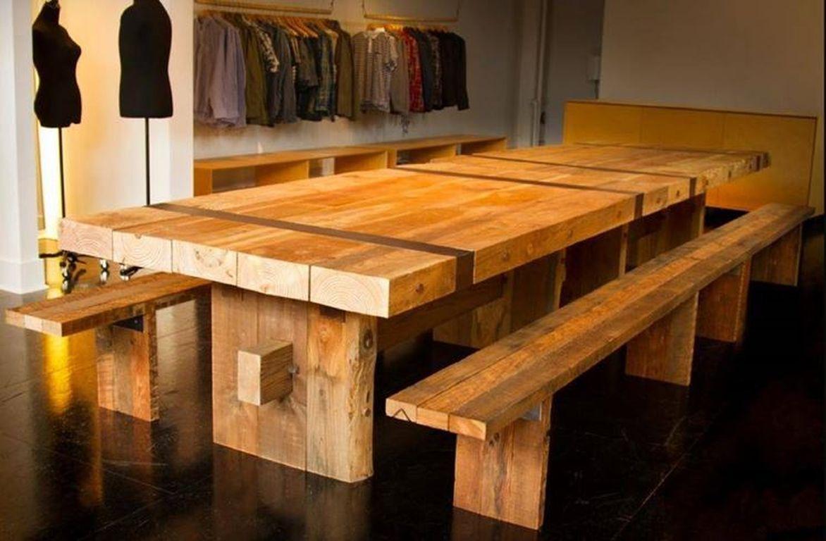 Super tavoli rustici da taverna gb06 pineglen for Tavolo rustico legno